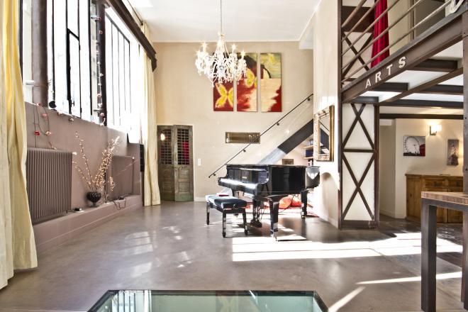 Une journ e fabuleuse aux happy beauty hours homemadewithlove - Acheter un loft a paris ...